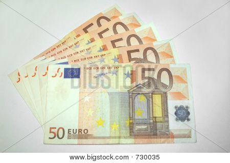 Bills Of 50 Euros