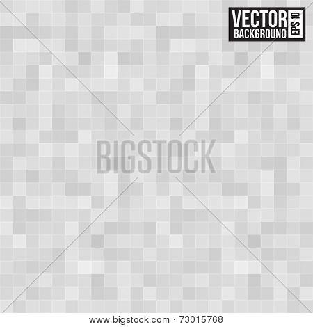 Seamless grey mosaic background