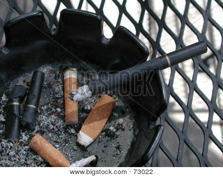 Black Death Cigarette