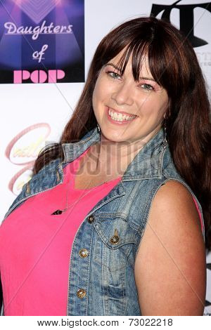 LOS ANGELES - SEP 18:  Leah Cevoli at the