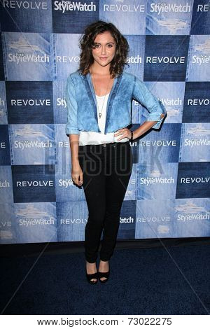 LOS ANGELES - SEP 18:  Alyson Stoner at the People Stylewatch Hosts Hollywood Denim Party at The Line on September 18, 2014 in Los Angeles, CA
