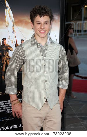LOS ANGELES - SEP 17:  Nolan Gould at the