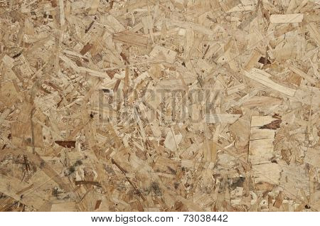 Pressed Wooden Panel (OSB).