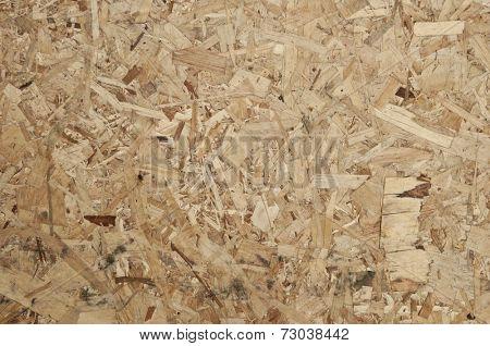 Pressed Wooden Panel (OSB).
