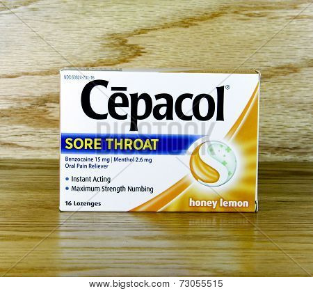 Cepacol Throat Lozenges
