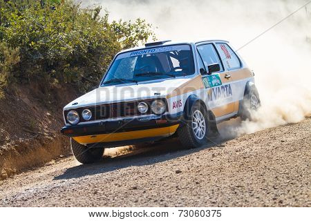 Avis Bosphorus Rally