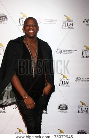 AVALON - SEP 27:  Scotty Grand at the Catalina Film Festival Gala at the Casino on September 27, 2014 in Avalon, Catalina Island, CA