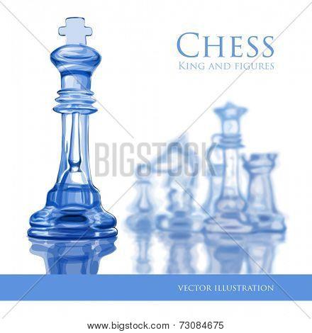 Chess - vector illustration