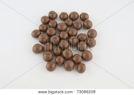 Chocolate Drops Flat