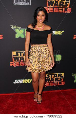 LOS ANGELES - SEP 27:  Tiya Sircar at the