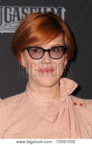 LOS ANGELES - SEP 27:  Molly Ringwald at the