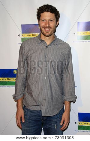 LOS ANGELES - SEP 23:  Zach Gilford at the We Are Limitless' 2nd Annual Celebrity Poker Tournament at Hyperion Public on September 23, 2014 in Los Angeles, CA