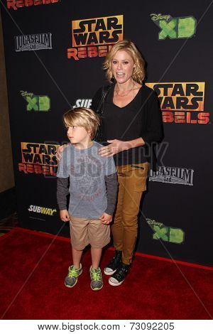 LOS ANGELES - SEP 27:  Julie Bowen at the