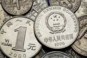 picture of yuan  - Coins of China - JPG