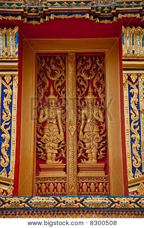 The Door of Temple
