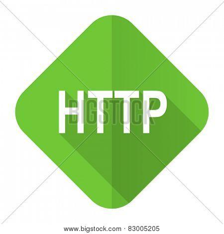 http flat icon