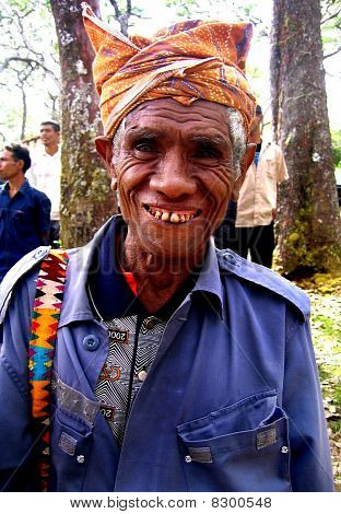Kupang Villager