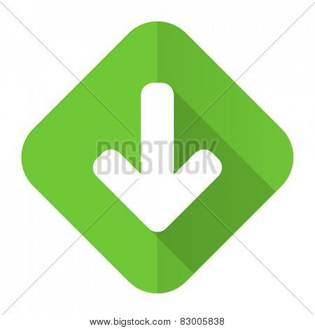 download arrow flat icon arrow sign