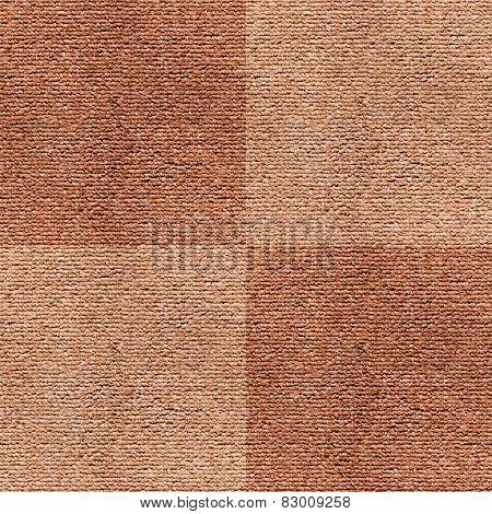 Seamless Brown Carpet