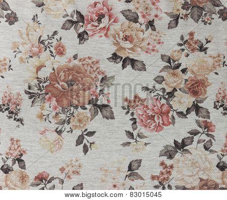 Knitwear Vintage Background