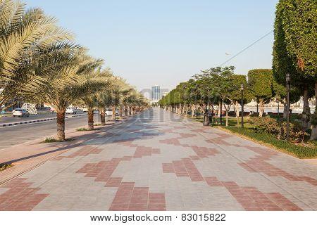 Corniche In Ras Al Khaimah