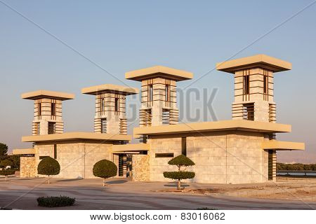 Building in Ras Al Khaimah