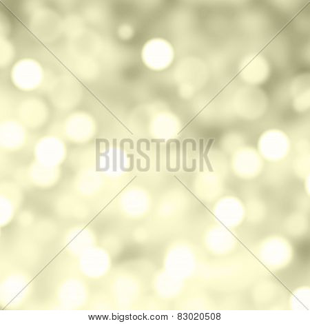 Festive Abstract Background With Soft Colored Bokeh And Defocused Sparkle  Lights.  Holiday Christma