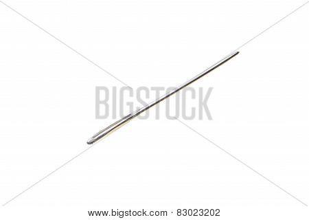 Sewing Needle, Macro View