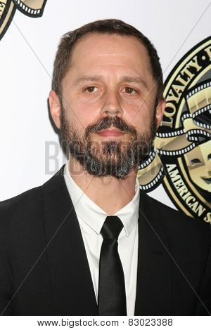 LOS ANGELES - FEB 15:  Giovanni Ribisi at the 2015 American Society of Cinematographers Awards at a Century Plaza Hotel on February 15, 2015 in Century City, CA