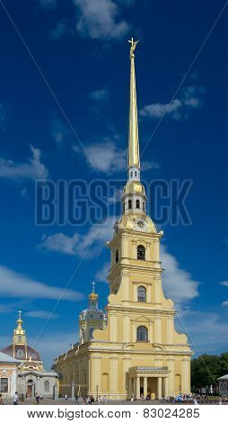 Peter And Paul Cathedral, Saint Petersburg