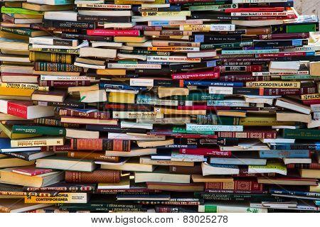 Hay Festival Books
