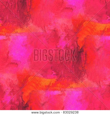 background pink, red watercolor art seamless texture abstract br