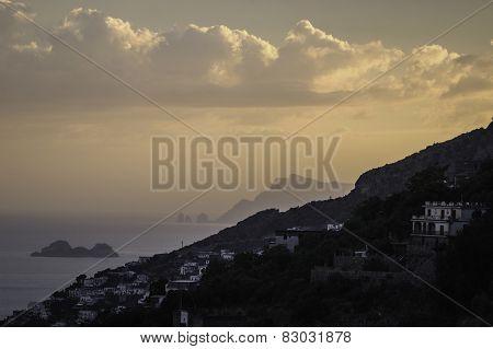 Conca dei Marini, Italy