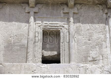 Tomb Of Darius