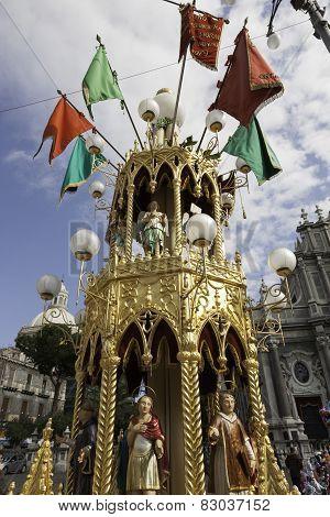 Festa Di S. Agata, Catania