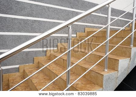 Flight Of Stair Steps