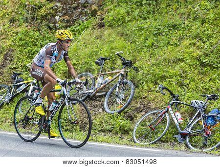 The Cyclist Blel Kadri