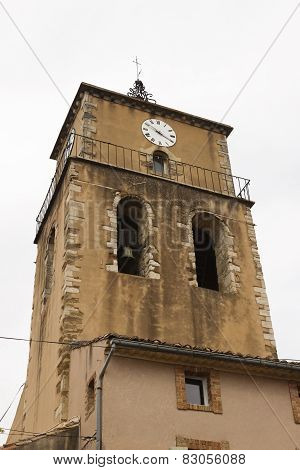 Sablet Church Belfry