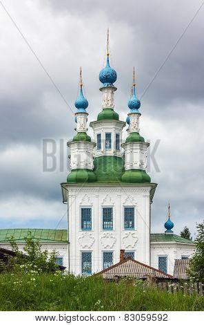 The Trinity Church, Totma, Russia