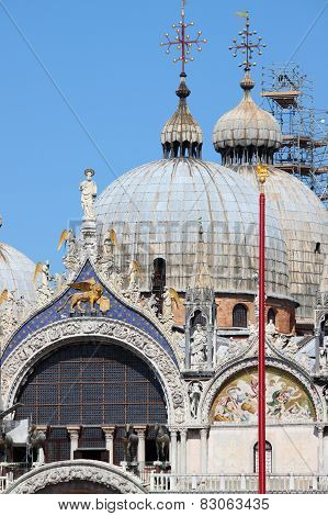 St. Mark Cathedral in Venice