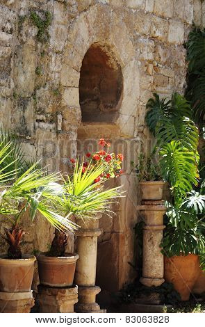 Arab Baths in Palma De Mallorca