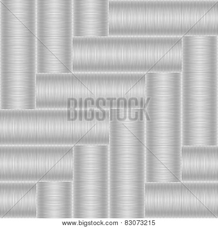 Herringbone pattern. Seamless geometric texture. Vector art. No gradient.