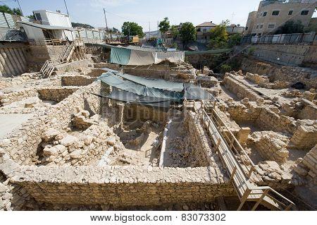 Givati Excavations