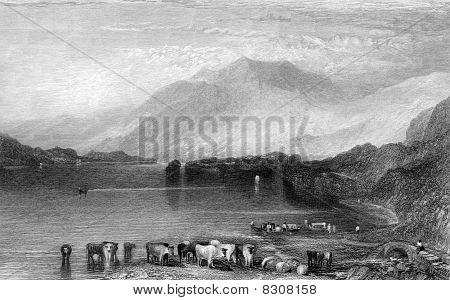 Skiddaw Mountain
