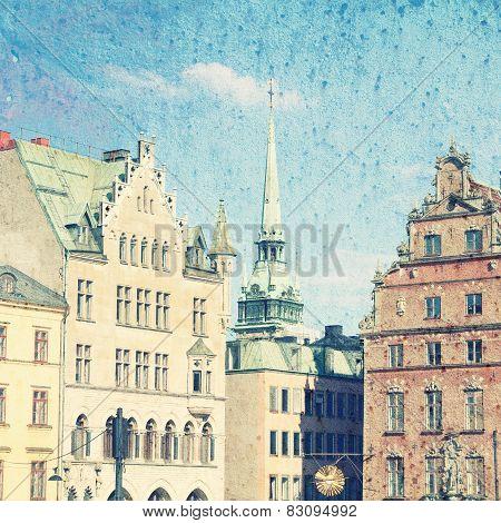 Stockholm Retro Style