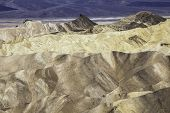 foto of arid  - Landscape of The arid Death Valley California USA - JPG