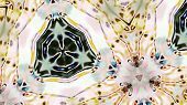 pic of trippy  - Complex abstract fractal pattern on a white background - JPG