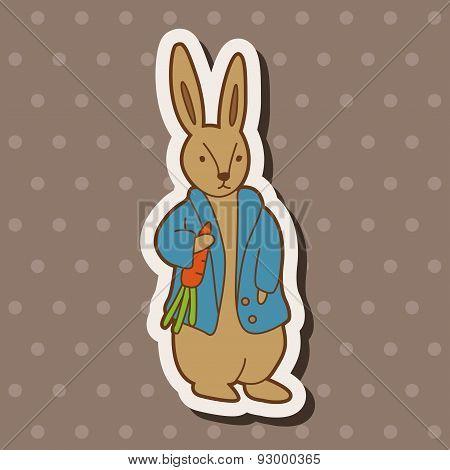 Peter Rabbit Theme Elements