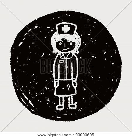 Nurse Doodle