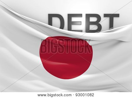 Japan national debt and budget deficit financial crisis